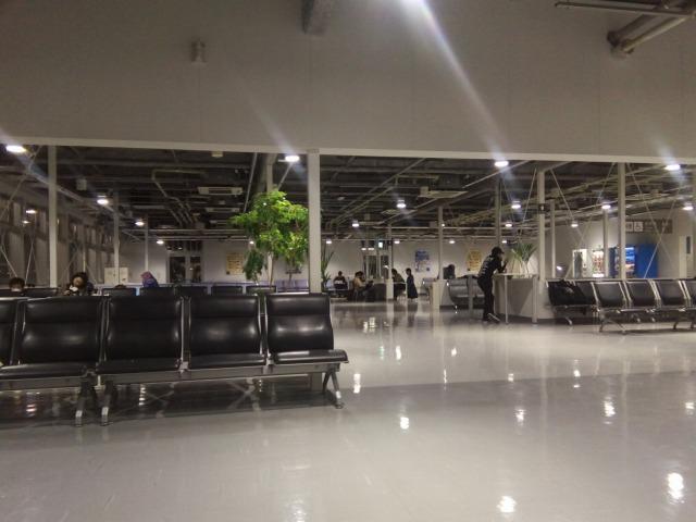 成田空港北ウエイティングルーム
