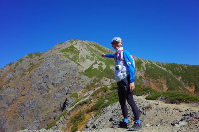 聖岳の日帰り登山|沼平ゲートから茶臼岳と上河内岳を周回して聖沢へ(10月中旬)