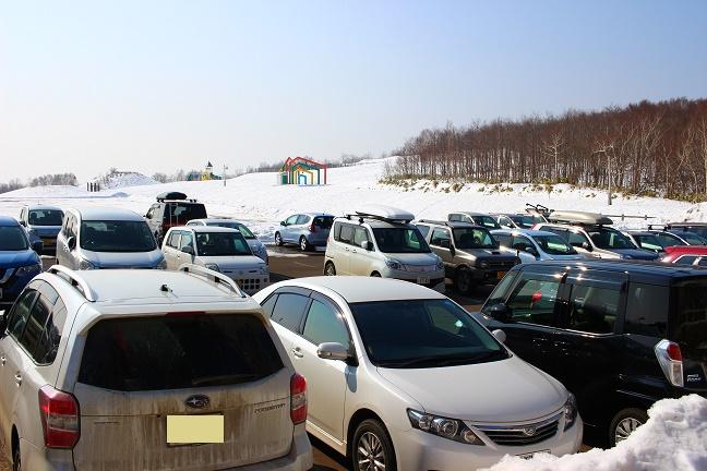 室蘭岳山麓総合公園駐車場