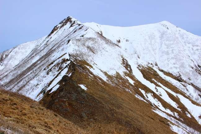 トヨニ岳1251峰