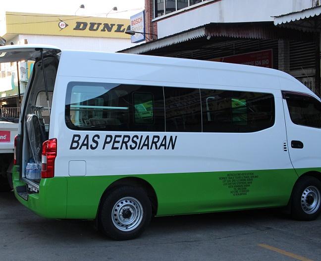 BAS PERSIARAN