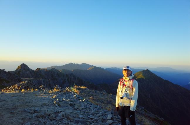 木曽駒ヶ岳の夏山登山|コガラ登山口から紅葉の福島Bコース(10月上旬)