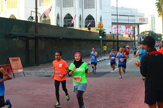 クアラルンプールマラソン2016