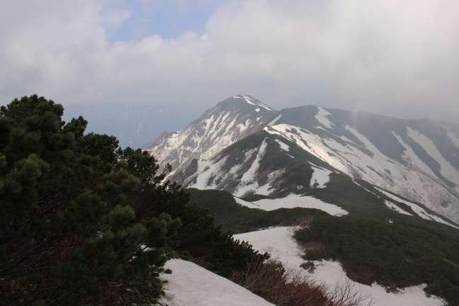 イドンナップ岳山頂