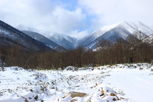 冬になるとなぜか登りたくなる道東の山々
