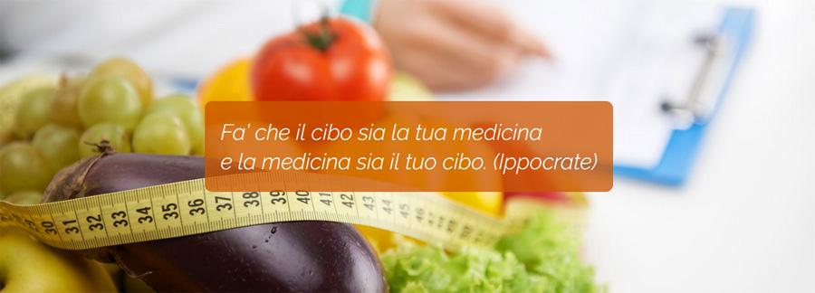 consulenza sulle intolleranze alimentari a Roma. Fa' che il cibo sia la tua medicina e la medicina sia il tuo cibo, Ippocrate.