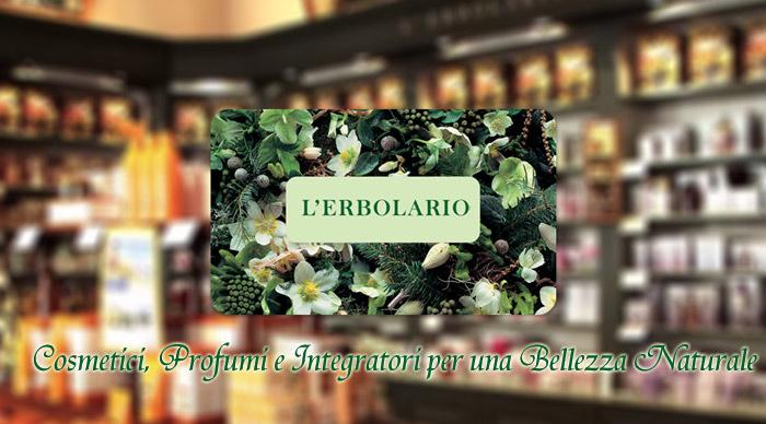 L'Erbolario a Roma: cosmetici, profumi e integratori naturali