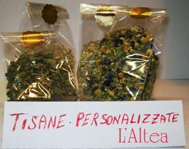 Tisane personalizzate erboristeria Roma L'Altea