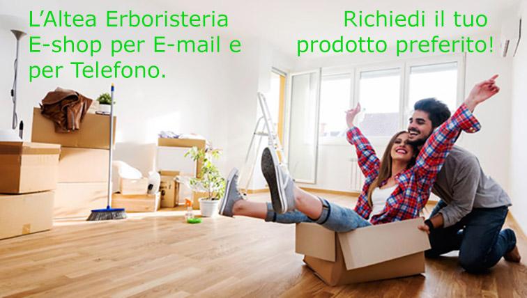 E-shop erboristeria a Roma metro Furio Camillo