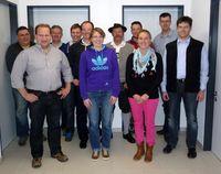 Vorstandschaft 2013 der Musikkapelle Huglfing