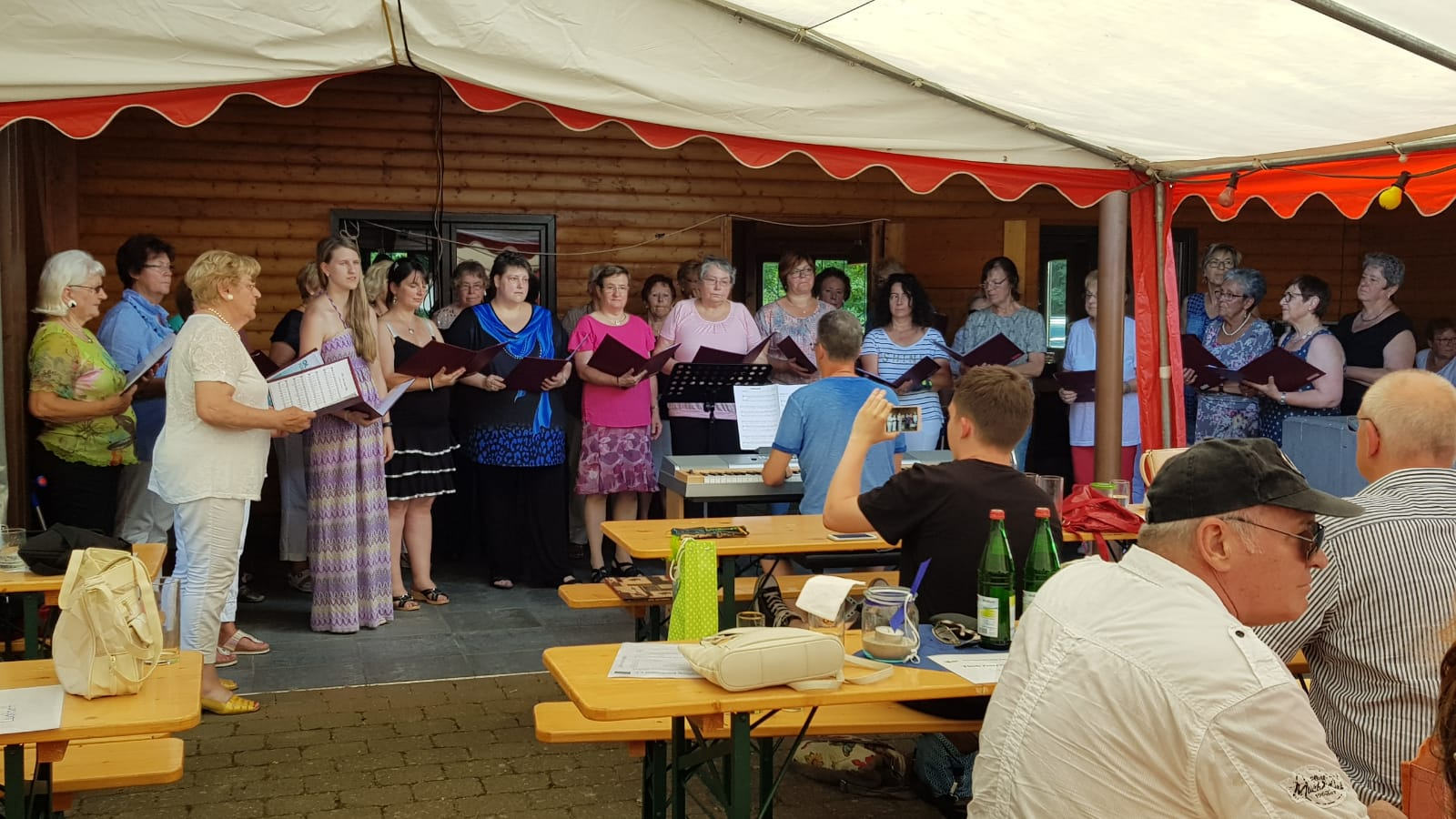 Freundschaftssingen 2018 in Freckenfeld