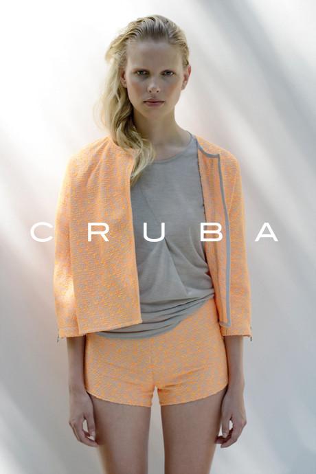 Cruba Lookbook / Anna Rosa Krau