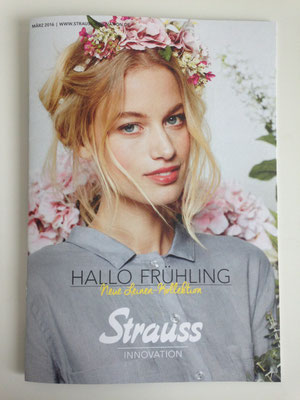 "Strauss Innovation ""Hallo Frühling"" 03/16"