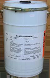 CS 403 EP Grundier- und Mörtelharz spezial