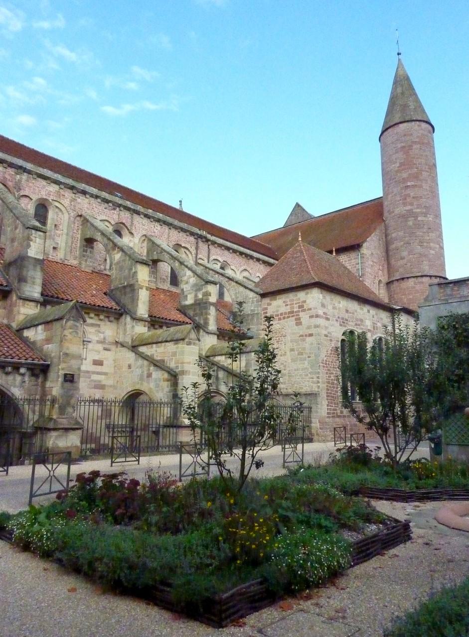 Épinal - Basilique Saint-Maurice