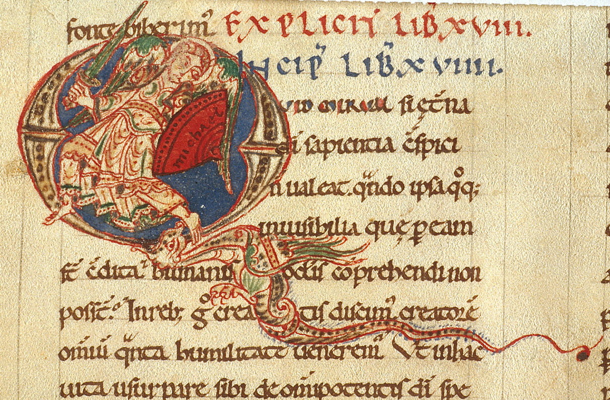 Royal 6C VI, f°33v, vers 1108.