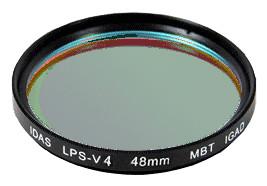 Das von uns verwendete Filter Hutech-LPS IV
