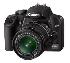 Canon Eos 1000 D(astromodifiziert)