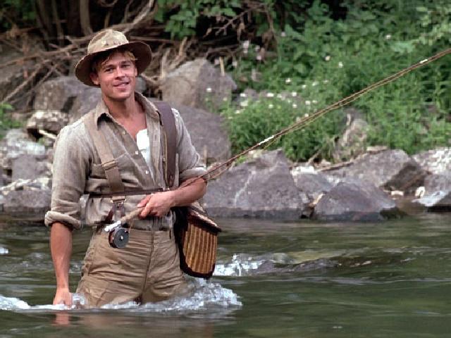 リバー・ランズ・スルー・イット(A River Runs Through It 1992年アメリカ)