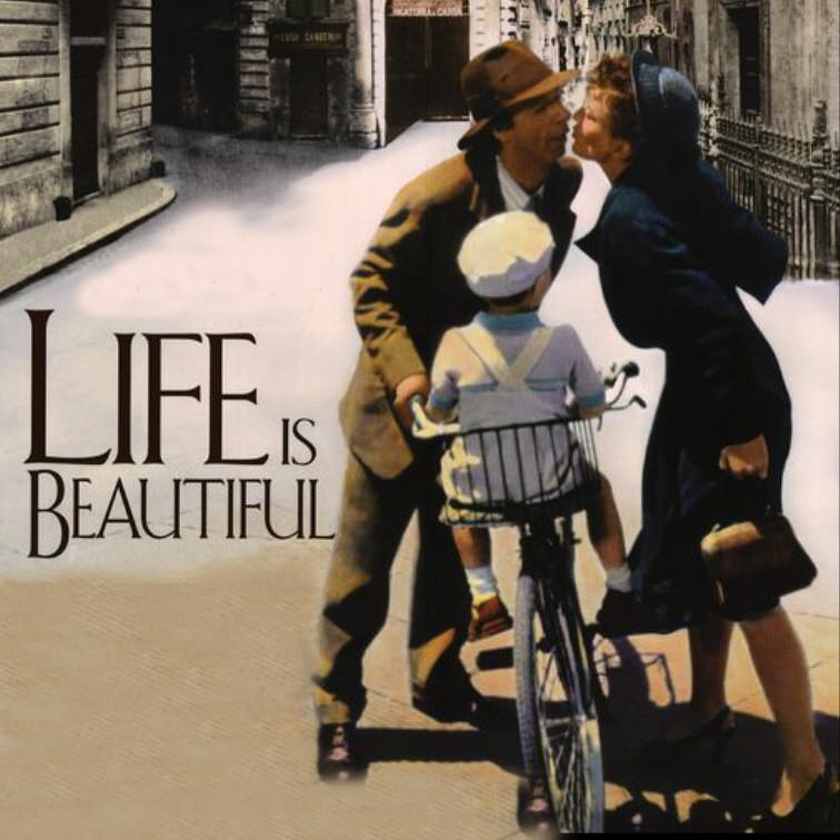 ライフ・イズ・ビューティフル(La vita è bella、Life Is Beautiful 1997年イタリア)