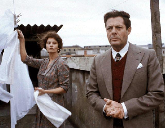 特別な一日(UNA GIORNATA PARTICOLARE  1977年 イタリア・フランス)