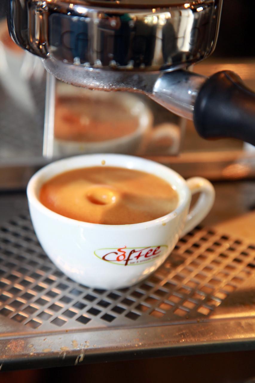 CofFee, Café Crème