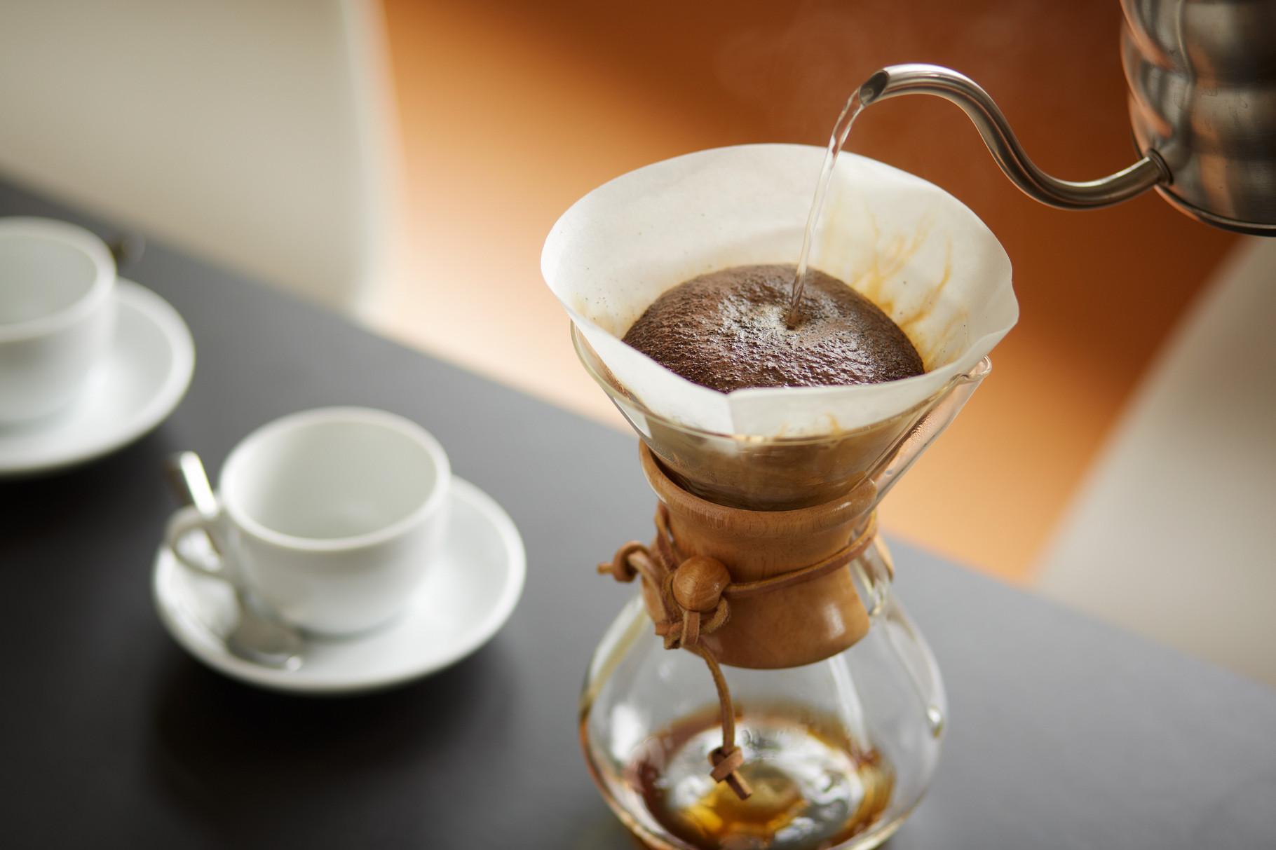 Rast Kaffee, Filterkaffee