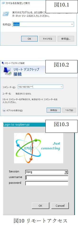 Windowsのリモートアクセス機能を使えば簡単にラズパイに無線アクセスできます。