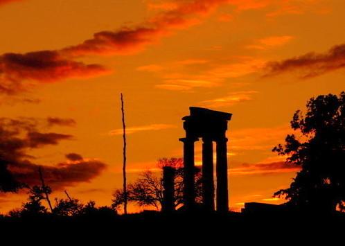 Die Ruinen von Knossos / GR