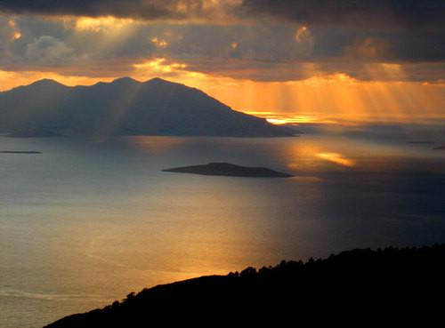 Die Türkische Küste ist über 10000 Km lang......