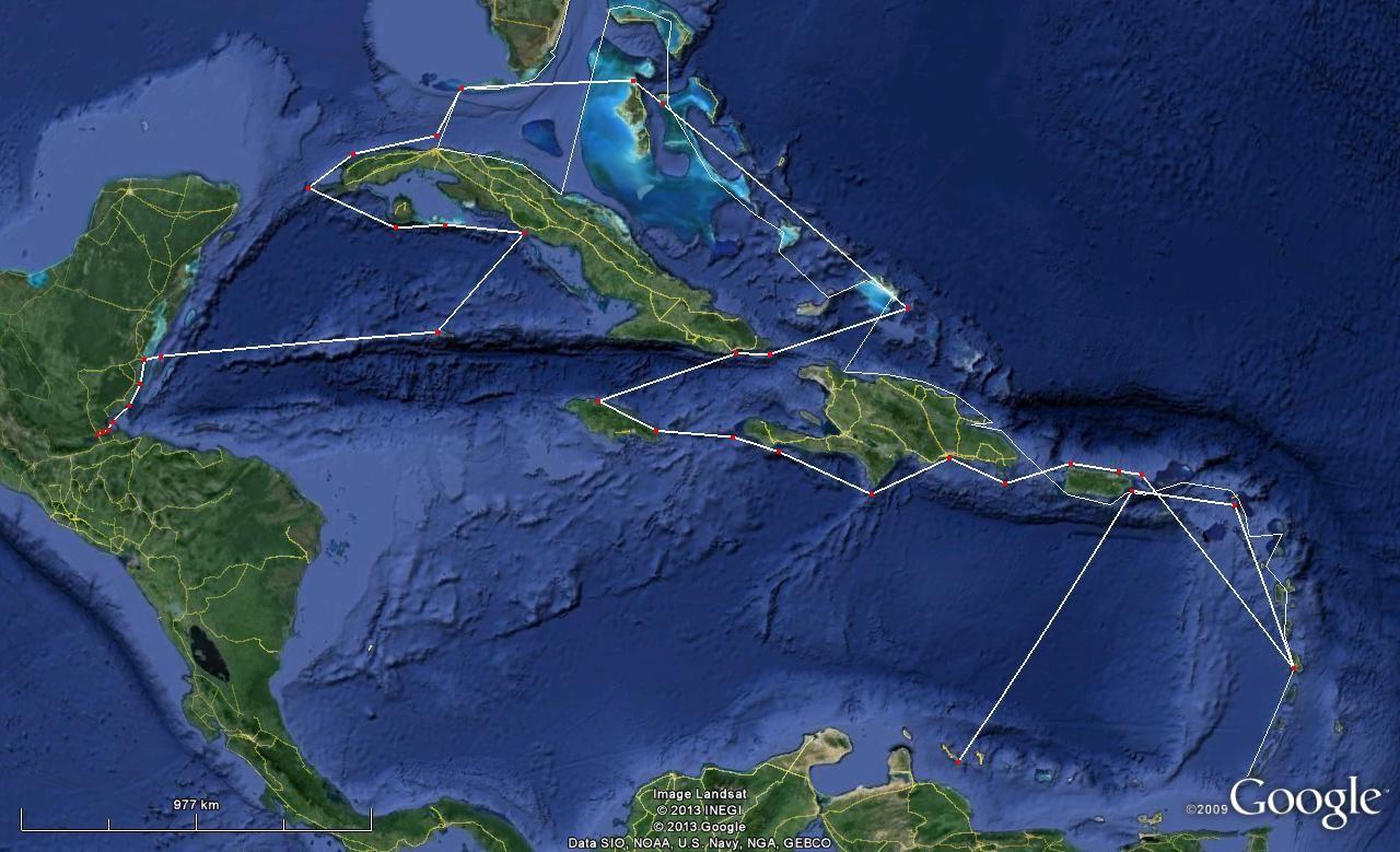 Webcam Dicke puerto-ricanische Webcam