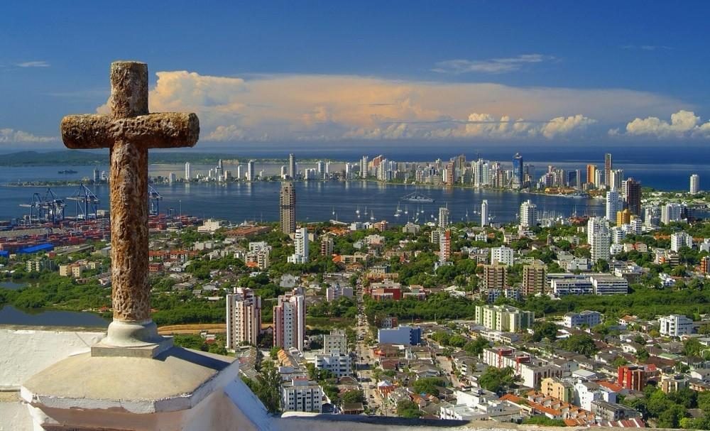 CARTAGENA DE INDIAS, COLOMBIA  2/2015