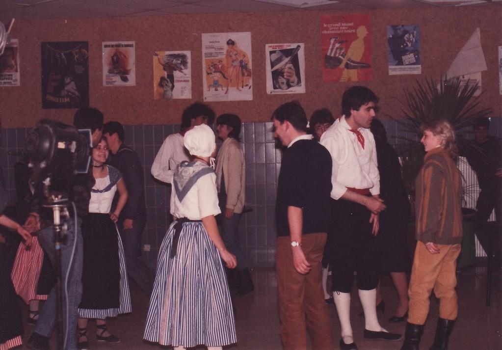 Groupe folklorique de Provence