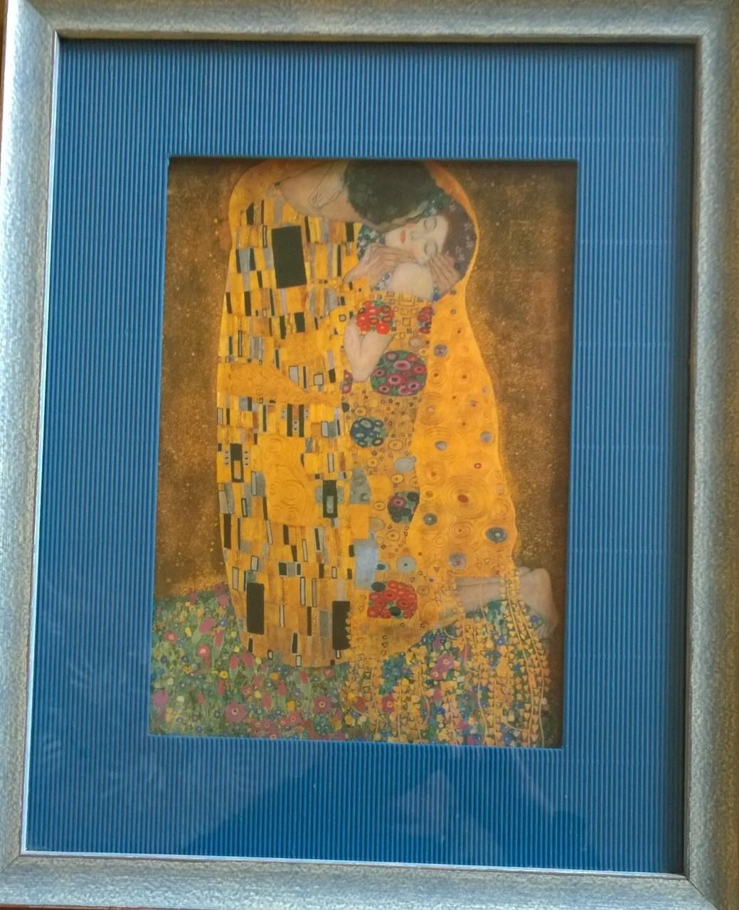 Le baiser de Klimt - sous cale