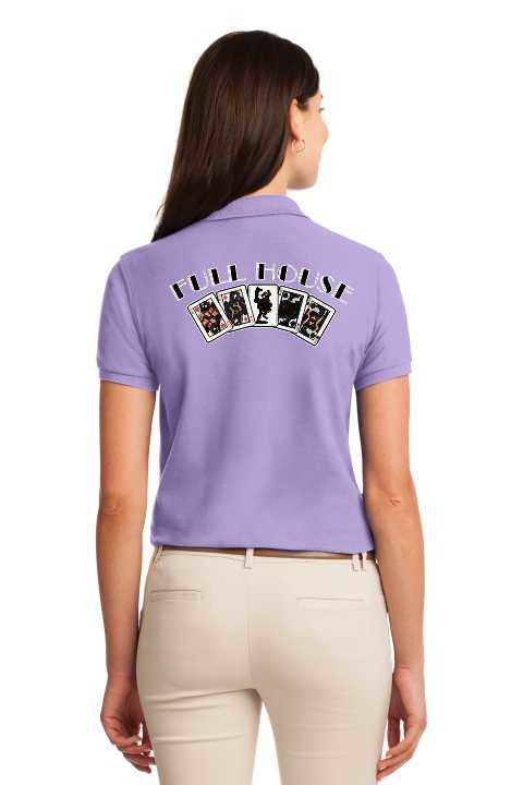 Fancy Bowling Shirt Logo