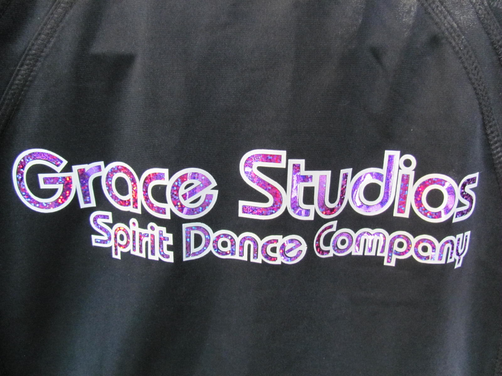 Dance Studio Jacket with Bling