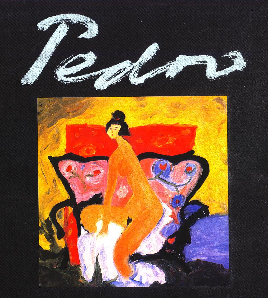 Pedro Meier Multimedia Artist – »Werke / Paintings – 1979-1981« – Monographie und Werkverzeichnis der Bilder Pedro Meiers. Text: Deutsch / Englisch / Thai. – 200 Farbtafeln – Elephant Press, Bangkok / Thailand 1987 – Vertrieb Schweiz: Opere Verlag, Bern