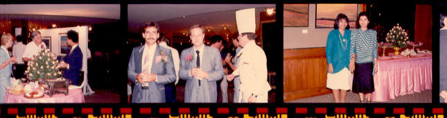 Pedro Meier Exhibition Grand opening – Narai Gallery Silom Road 1986 – Opening speech by André Regli – Embassy of Switzerland in Bangkok – Minister of Culture – Pedro Meier Swiss-German multimedia artist – Niederbipp – Thai Artist friends – Bangkok Post
