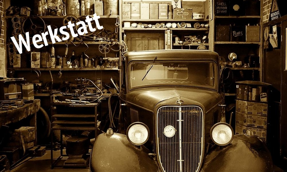 Werkstatt Auto Reparatur