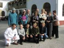 """Das Team von """"Tabea"""" in Mogilew"""
