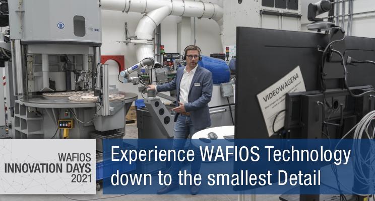 WAFIOS Innovation Days 2021
