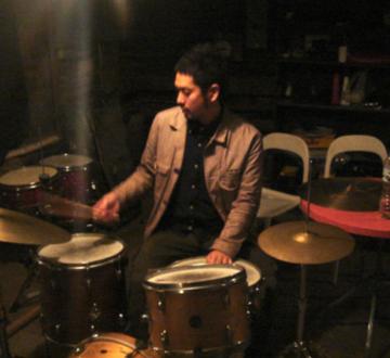 立川 ドラム教室 furico.drum lesson 講師 立川出身
