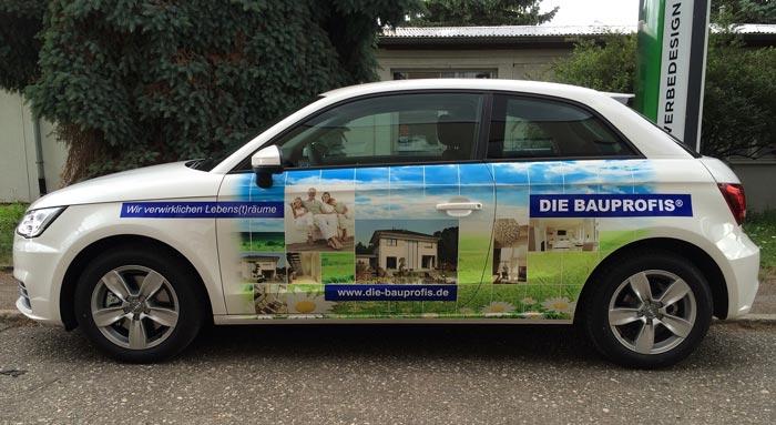 Fahrzeug Beschriftung Hamburg