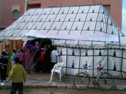hy al Qods de bérrechid le 23/04/2011