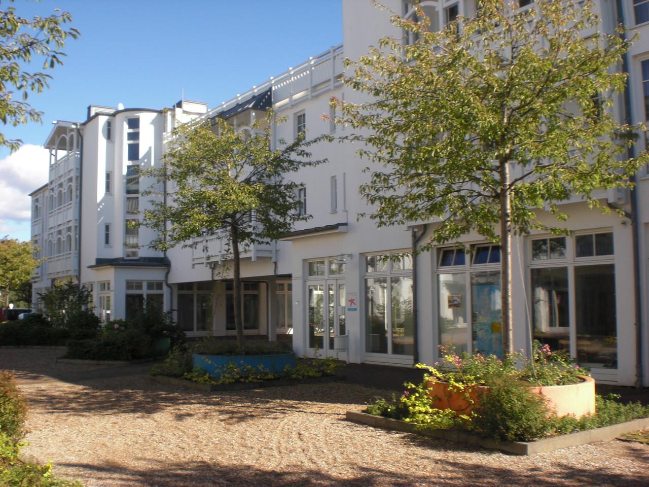 Ferienwohnung Ferienhaus Ostsee Rügen Baabe Sellin
