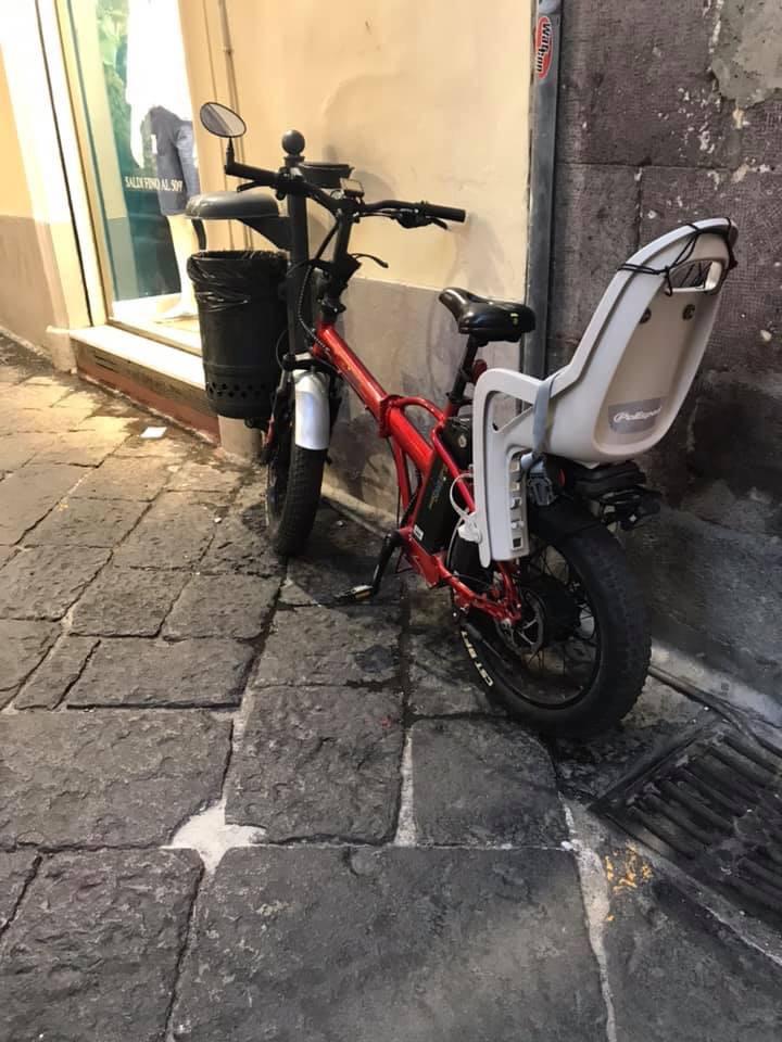 電動自転車ママチャリ