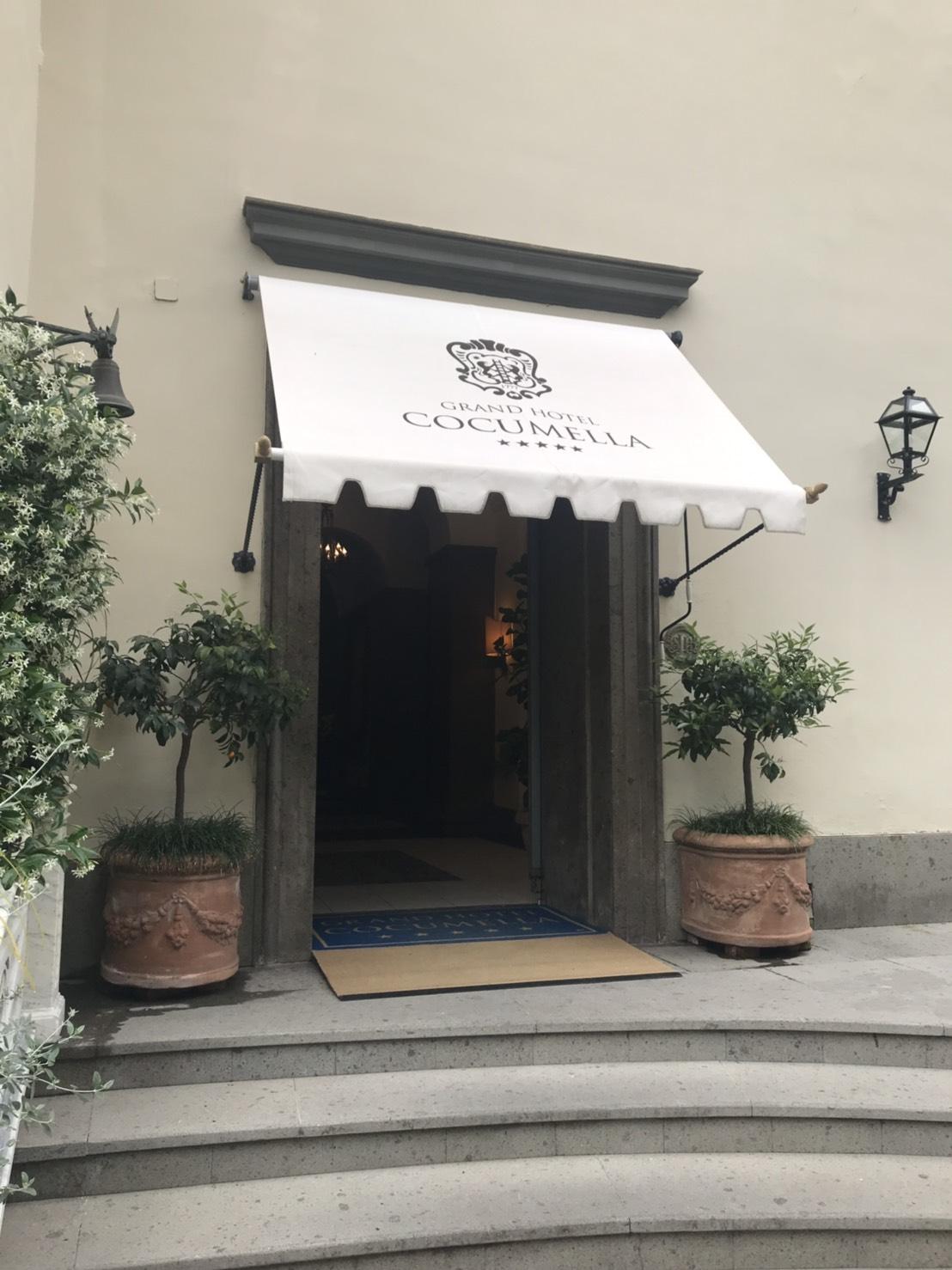 hotel cocumella