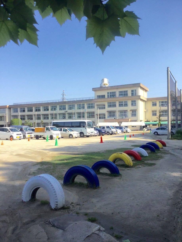 熊本市立若葉小学校。本日、お世話になります!ー 場所: 熊本県 熊本市