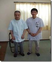 阿部幸市先生とO先生