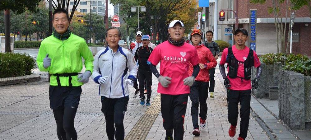 福岡国際マラソン露払いマラニック